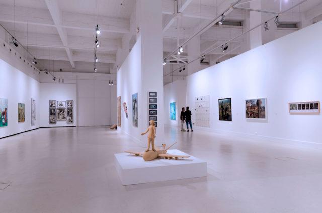 Exposicion permanente centro arte contemporáneo Malaga