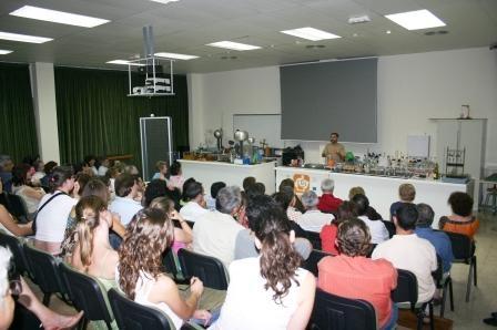 Centro de Ciencia Málaga Sala Faraday