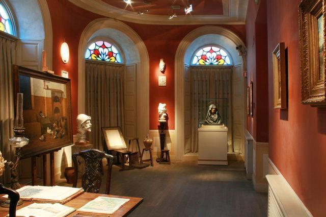 Exposición permanente siglo XIX Casa Natal de Picasso