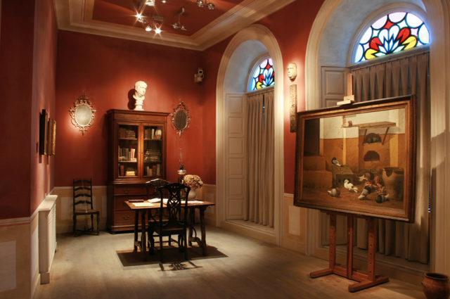 Exposición Permanente Museo Casa Natal Picasso