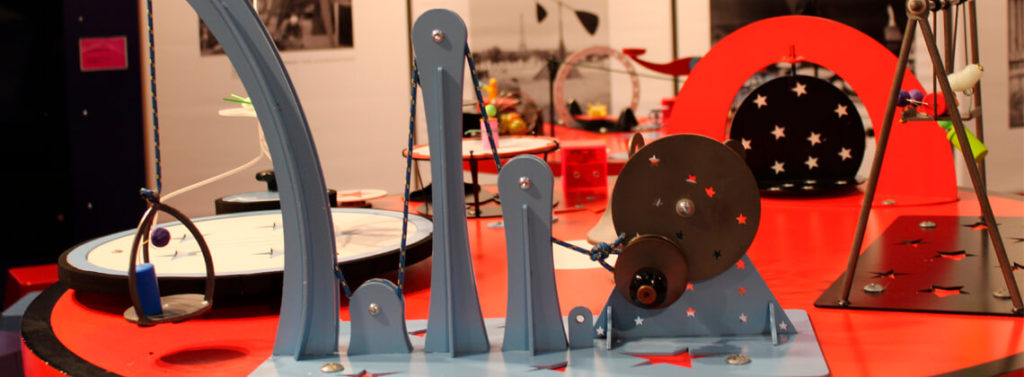 Exposición taller Centre Pompidou
