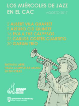 Miércoles Jazz Agosto
