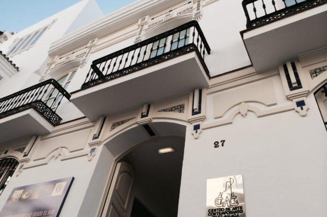 Fachada CAC Velez Málaga