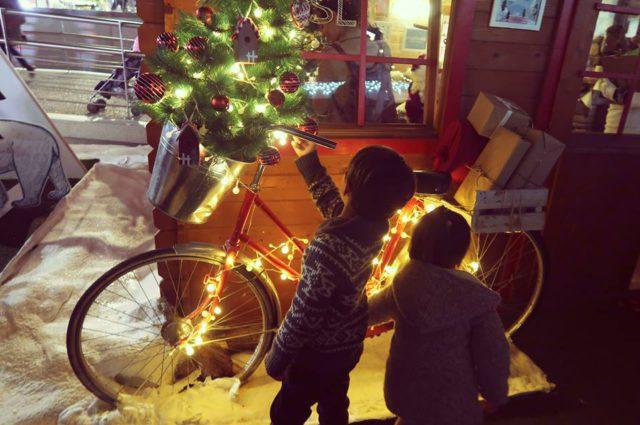 Navidad en Muelle Uno