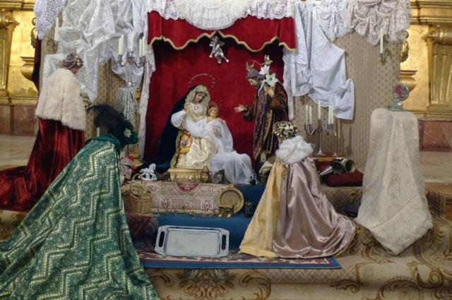Exposición Reyes Magos