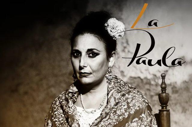 Espectáculo flamenco La Paula