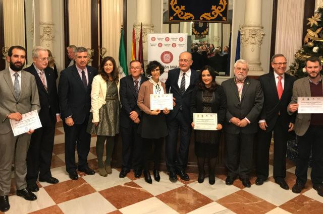 Entrega Premios Málaga de Investigación 2017