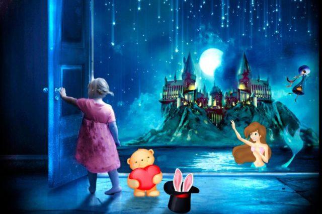 El mundo de fantasía