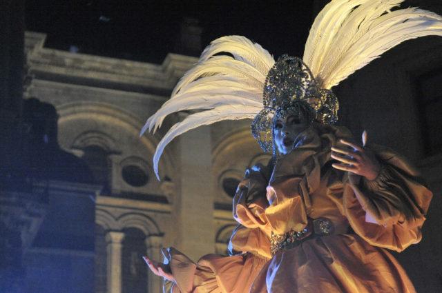 Noche en blanco Malaga