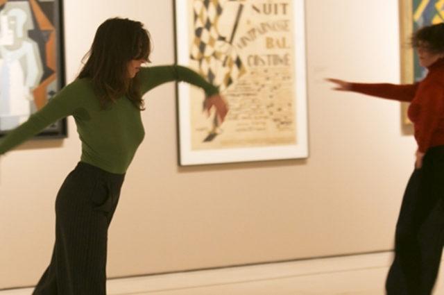 Danza en sala - Museo Carmen Thyssen Málaga