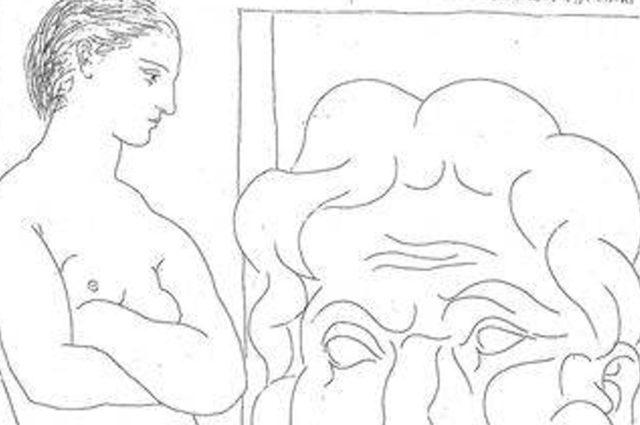 Picasso el deseo atrapado
