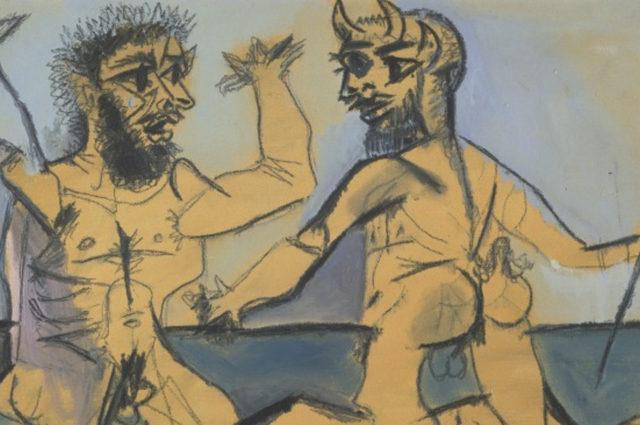 Y Fellini soñó con Picasso