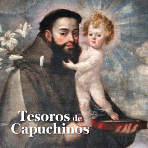 Catálogo Exposición 'Tesoros de Capuchinos'