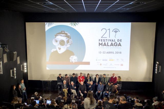 Presentación Festival de Cine