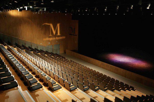 Auditorio Edgar Neville Málaga