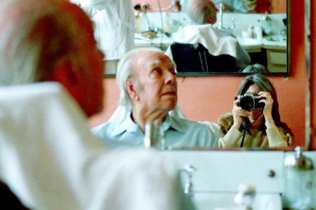 Exposición sobre Borges en La Térmica