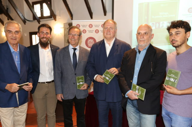 Presentación 'Málaga, la poesía más joven'