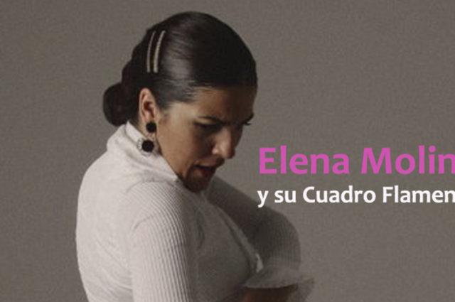Elena Molina y su Cuadro Flamenco