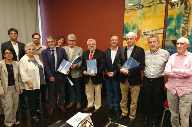Firma Auditorio de Málaga