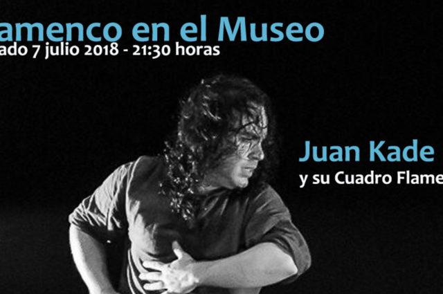 Juan Kade. Flamenco en el Museo