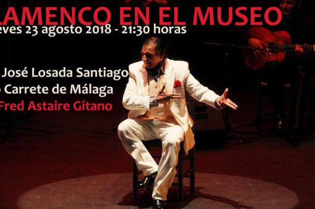 Carrete de Málaga en la Peña Flamenca Juan Breva