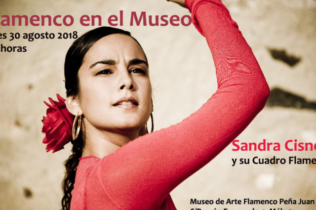 Sandra Cisneros y su Cuadro Flamenco