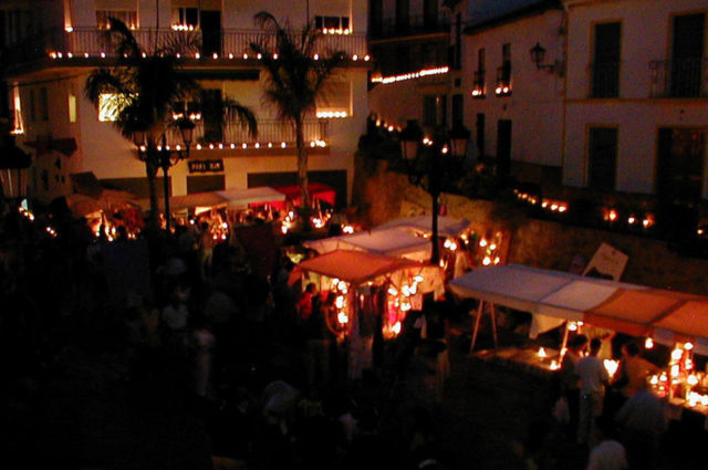 Festival Luna Mora Guaro