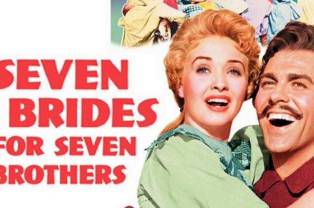 Siete novias para siete hermanos. Cinefórum en Museo Jorge Rando