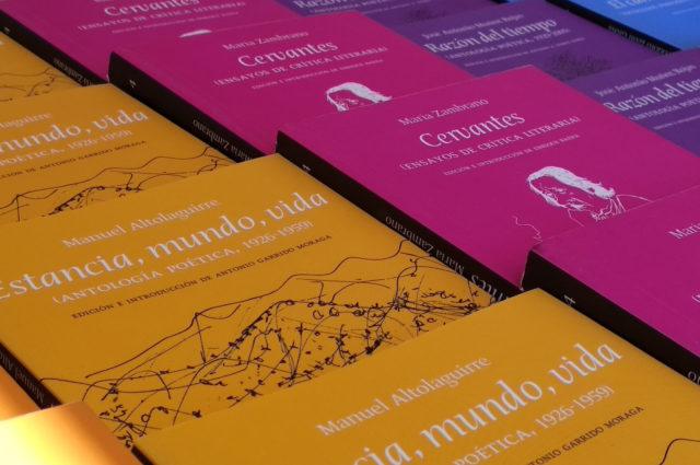 Libros editados por Fundación Málaga