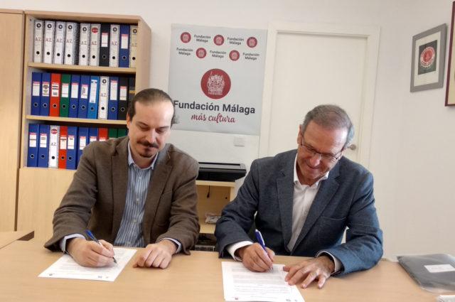 Fundación Hispania y Fundación Málaga