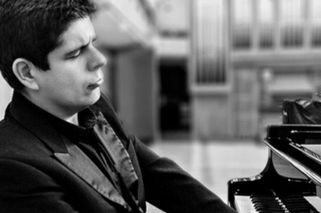 Javier Perianes. Ciclo Música de Cámara en Museo Picasso