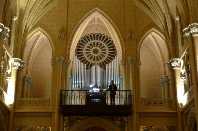 Concierto de Órgano_Fundación Málaga