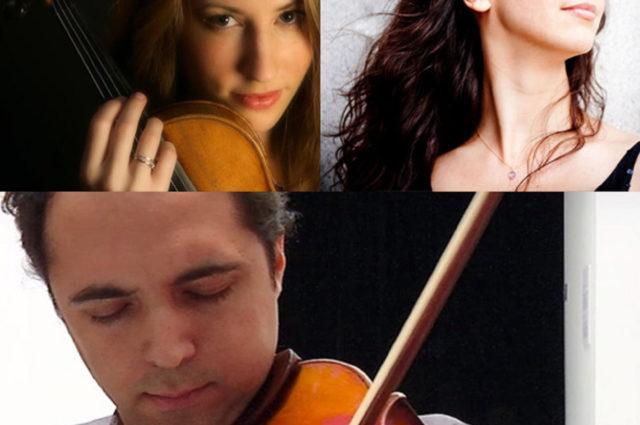 Concierto de violín y piano