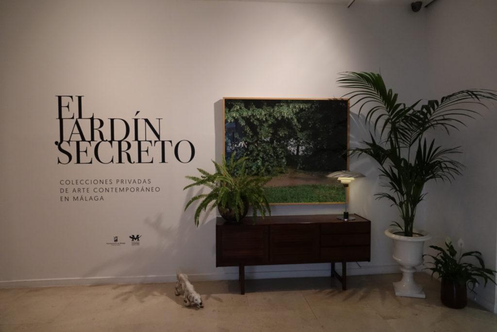 Exposición Jardín Secreto, MUPAM