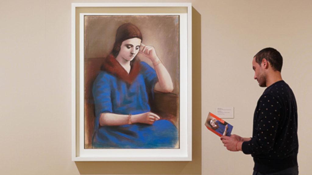 Exposición Olga Picasso