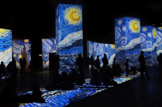 Van Gogh Alive en Málaga