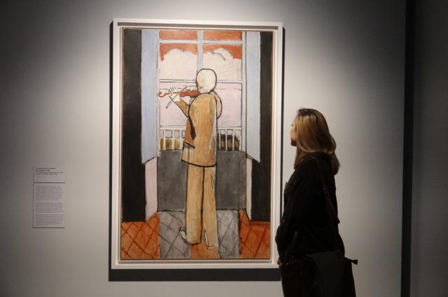 Matisse en Málaga