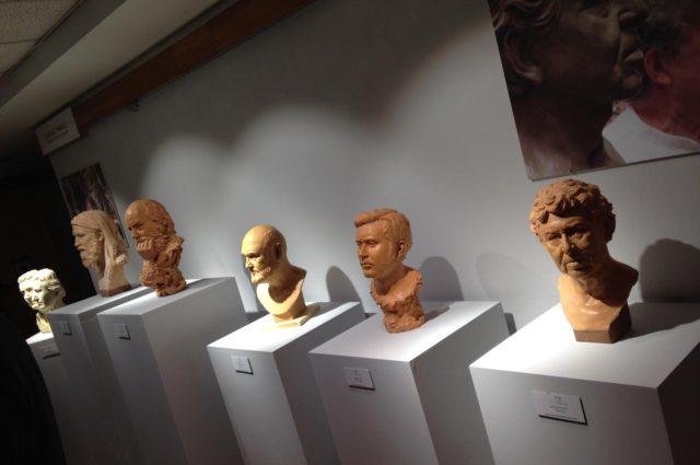 Exposición Juan Vega