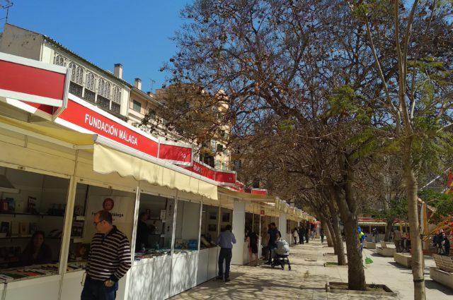 Feria del libro Málaga