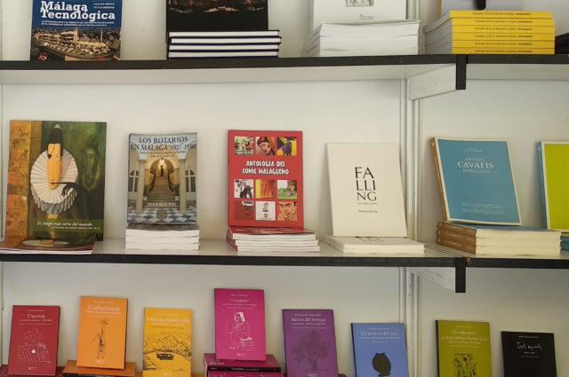 Libros Fundación Málaga