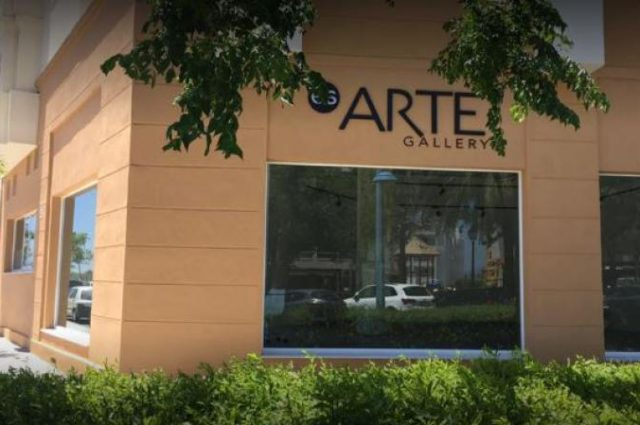 es arte gallery