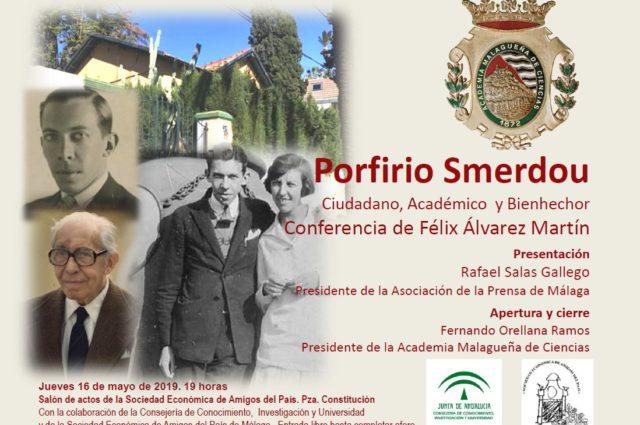 conferencia porfirio smerdou 16 de mayo