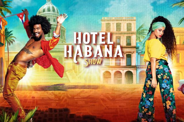 CIRCO. 'Hotel Habana show' en el Recinto Ferial