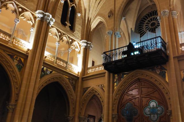 CONCIERTOS. Ciclo Internacional de Órgano de Málaga: Dina Ikhina y Denis Makhankov