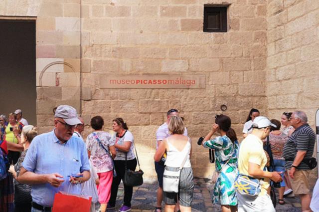 Visita al Museo Picasso