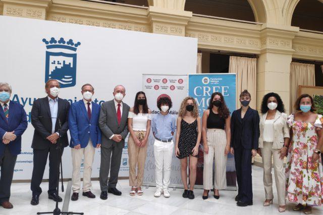 Presentación ampliación fallo Becas Talento Fundación Málaga